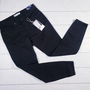 ZARA Z1975 Mid-rise Black Skinny Jeans NWT